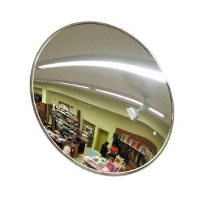 Indoor safety mirrors